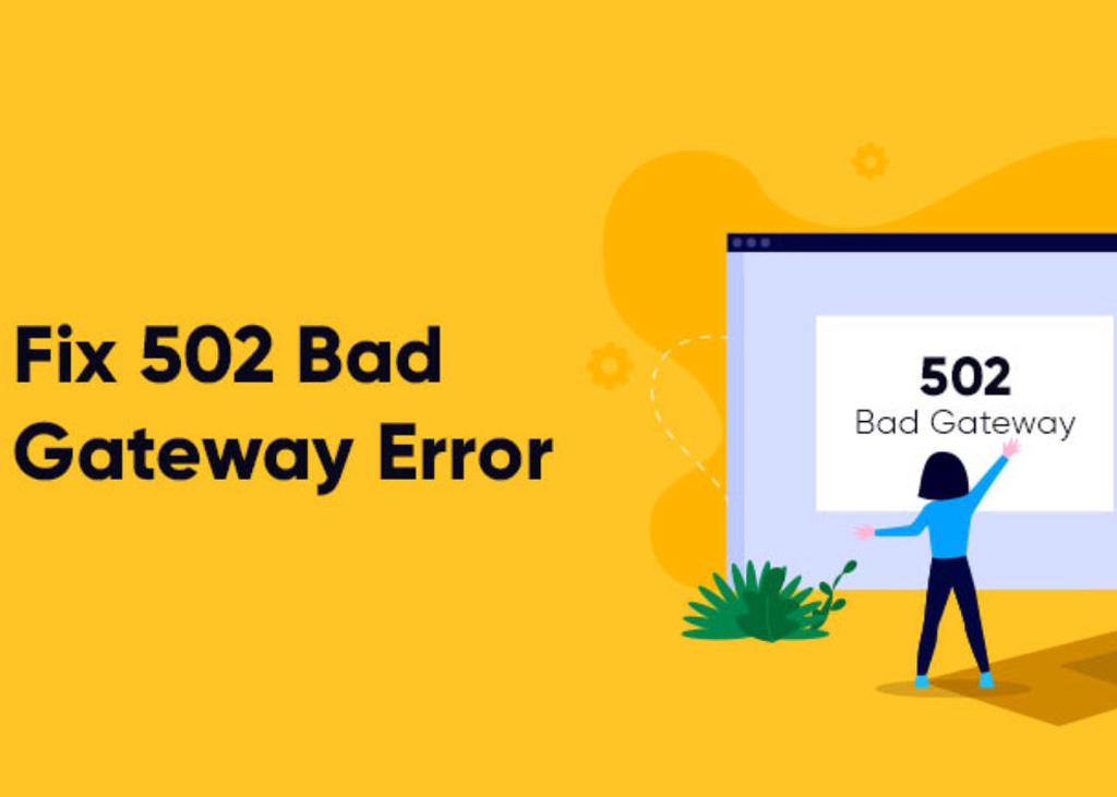 خطای 502