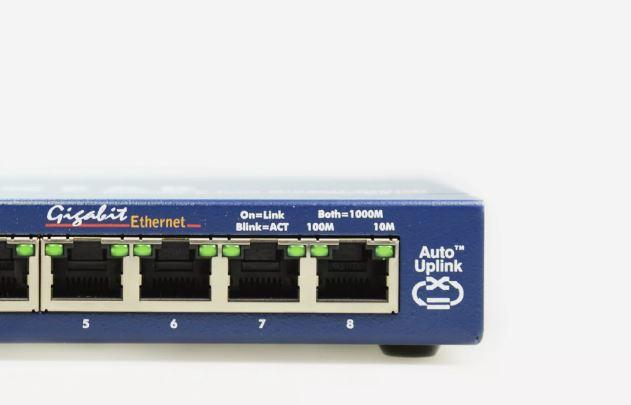 پورت Ethernet