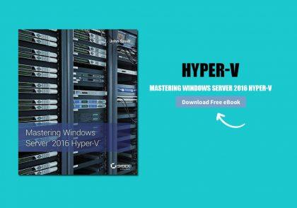 کتاب Hyper-V