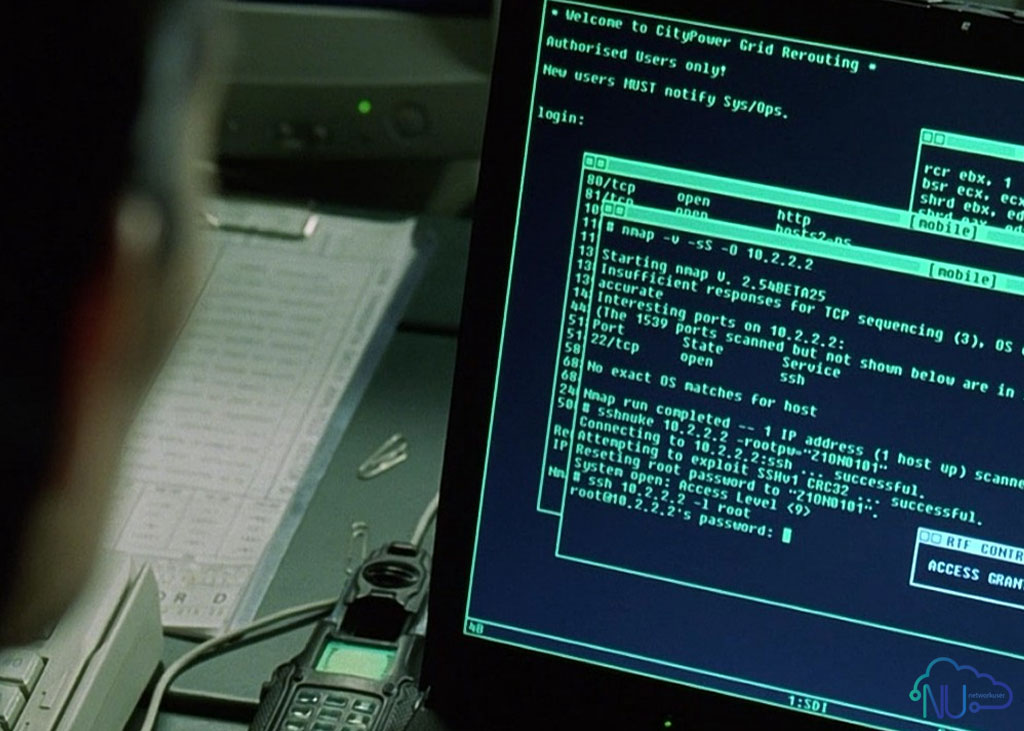 اسکن شبکه با NMAP