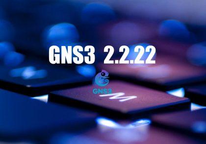 نرم افزار GNS3