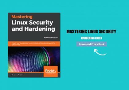 کتاب امنیت در لینوکس
