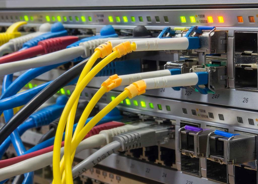 پورت های شبکه