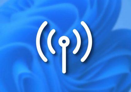 فعال کردن mobile hotspot